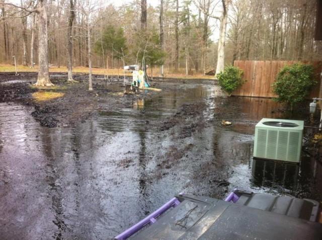 The 2013 Mayflower bitumen spill in Arkansas