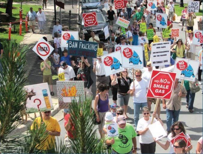 shaleprotest