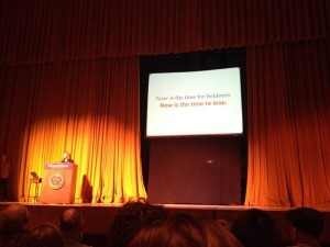 Capitalism vs. the Climate- Public Lecture by Naomi Klein