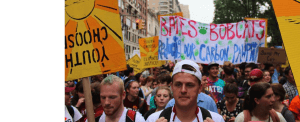 #Divest: Student leaders champion fight for climate justice