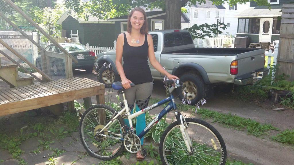Karyn bike