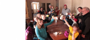 Preparing a feast for our feathered friends: Highlights from our March Birdfeeder Workshop