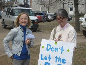 Remembering Gloria Paul, environmental and peace activist