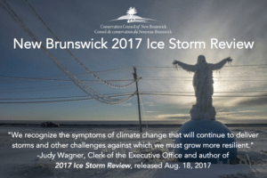 Corbett on 2017 Ice Storm Review