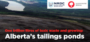 Tailings are forever: new report shows Alberta's tailings are a huge liability