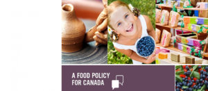 From farm to fork: a food policy for Canada