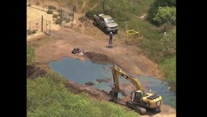 Homes evacuated after 1,200 barrels of crude spills in rural Texas