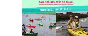 19th Annual Musquash Paddle – July 22