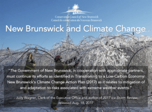 Statement on Auditors General report on climate change action across Canada