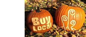 Send us a picture of your local pumpkin masterpiece!