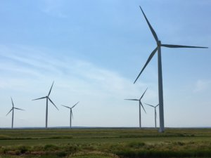 Three NB communities partner behind wind power