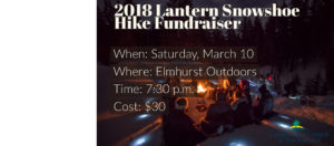 Lantern Snowshoe Hike 2018 — Buy Your Tickets Now!