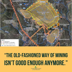Sisson proponent staying course on risky, old-fashioned mine