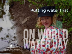 On World Water Day, and every day, we need an economy that puts water protection first
