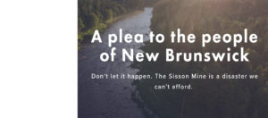 Guest blog: A plea to the people of New Brunswick
