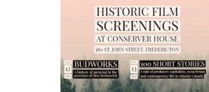 Film screenings in June: 40th anniversary of Neal Livingston's Budworks, plus 100 Short Stories