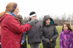 Three cheers for Learning Outside!