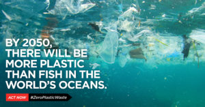 Canadian organizations challenge Canada to a zero plastic waste future