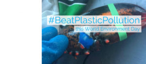 #BeatPlasticPollution this World Environment Day