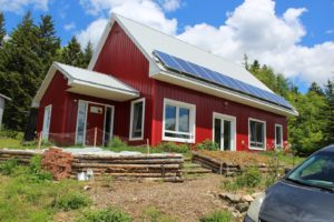 Comfort, shiny rooftops, and inspiration: My trip on the NB EcoHomes tour