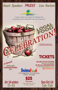 Celebrate local food at our annual 100-Mile Dinner!