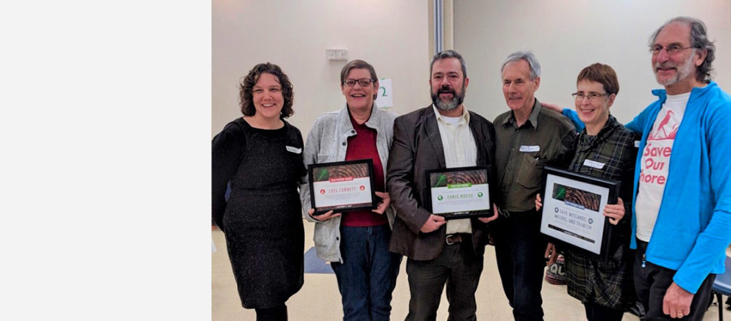 Lois Corbett wins Phoenix Award